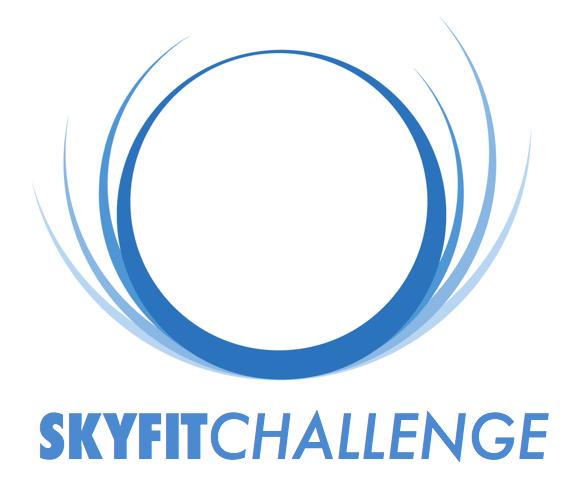 Sky Fit Challenge Logo