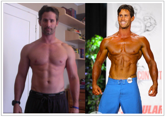 How to lose weight and get ripped