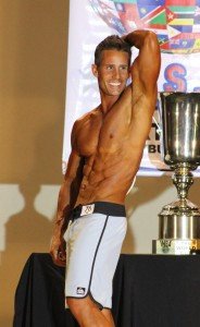 Took 1st at the INBA World Cup Natural Body Building Competition. Nov. 2013