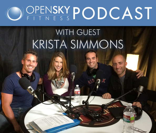 Krista Simmons: Worldwide Sustainable Farming and Nutrition - Ep 11 OPEN SKY FITNESS PODCAST