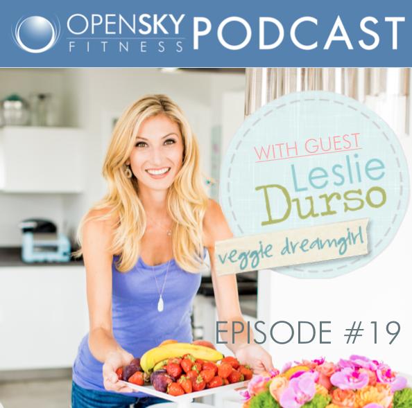 Leslie Durso, vegan chef extraordinaire