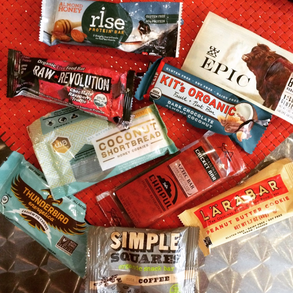 Caveman Granola Bar : Healthy snacks you should always keep in your car open