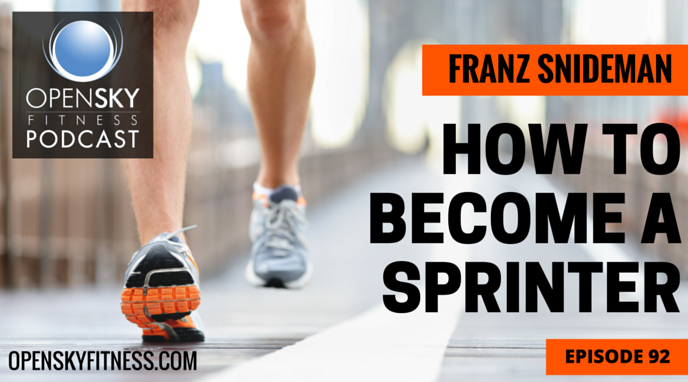Franz Snideman-How to Become a Sprinter