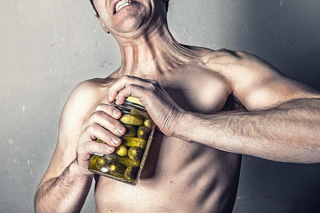 Man vs Pickles