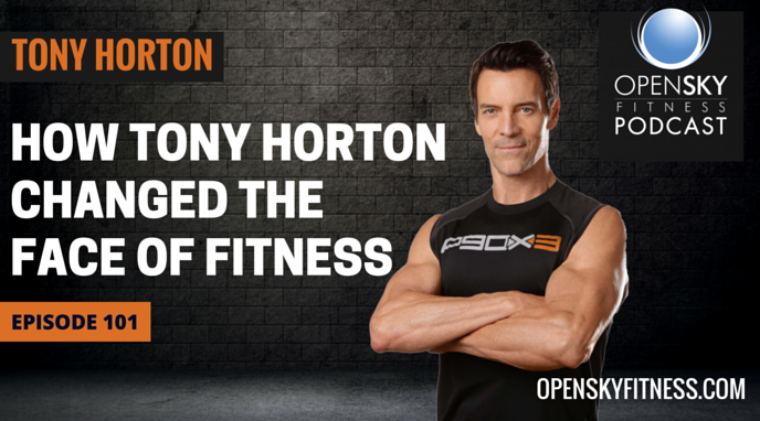 How Tony Horton Changed the Face of Fitness