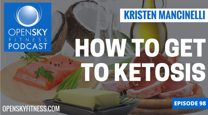 Kristen Mancinelli: How to Get to Ketosis-Ep. 98