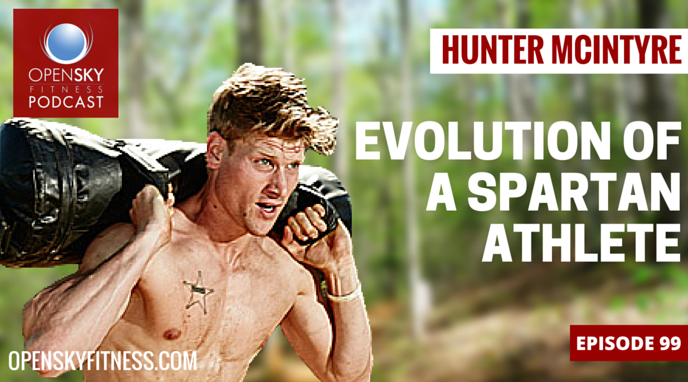 Hunger McIntyre: Evolution of a Spartan Athlete