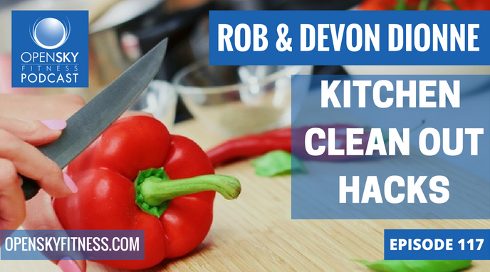 Kitchen Clean Out Hacks
