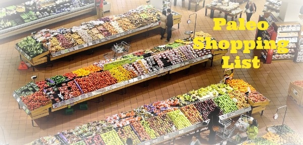 vegetables and fruit in produce department