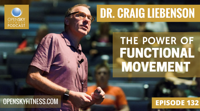 Craig Liebenson The Power of Functional Movement Open Sky Fitness Podcast