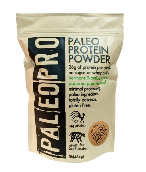 Paleo Protein Powder in Review Open Sky Fitness Blog PaleoPro Protein Powder Mayan Mocha