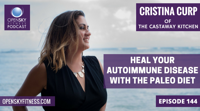 Cristina Curp: Heal Your Autoimmune Disease with the Paleo Diet - Ep 144 Open Sky Fitness Rob Dionne
