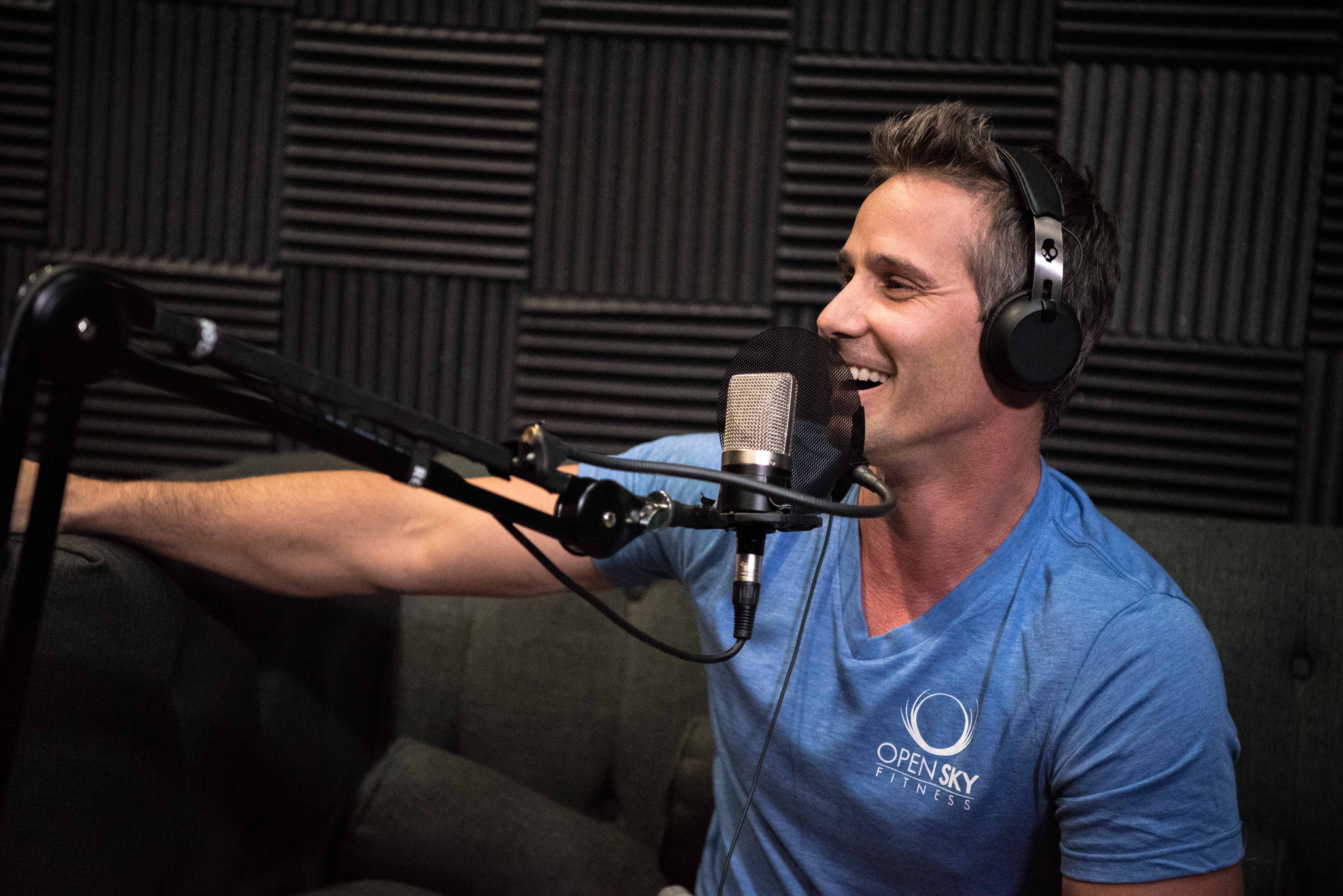 Rob's Interview on the Mind Pump Podcast -Ep. 159 OPEN SKY FITNESS PODCAST