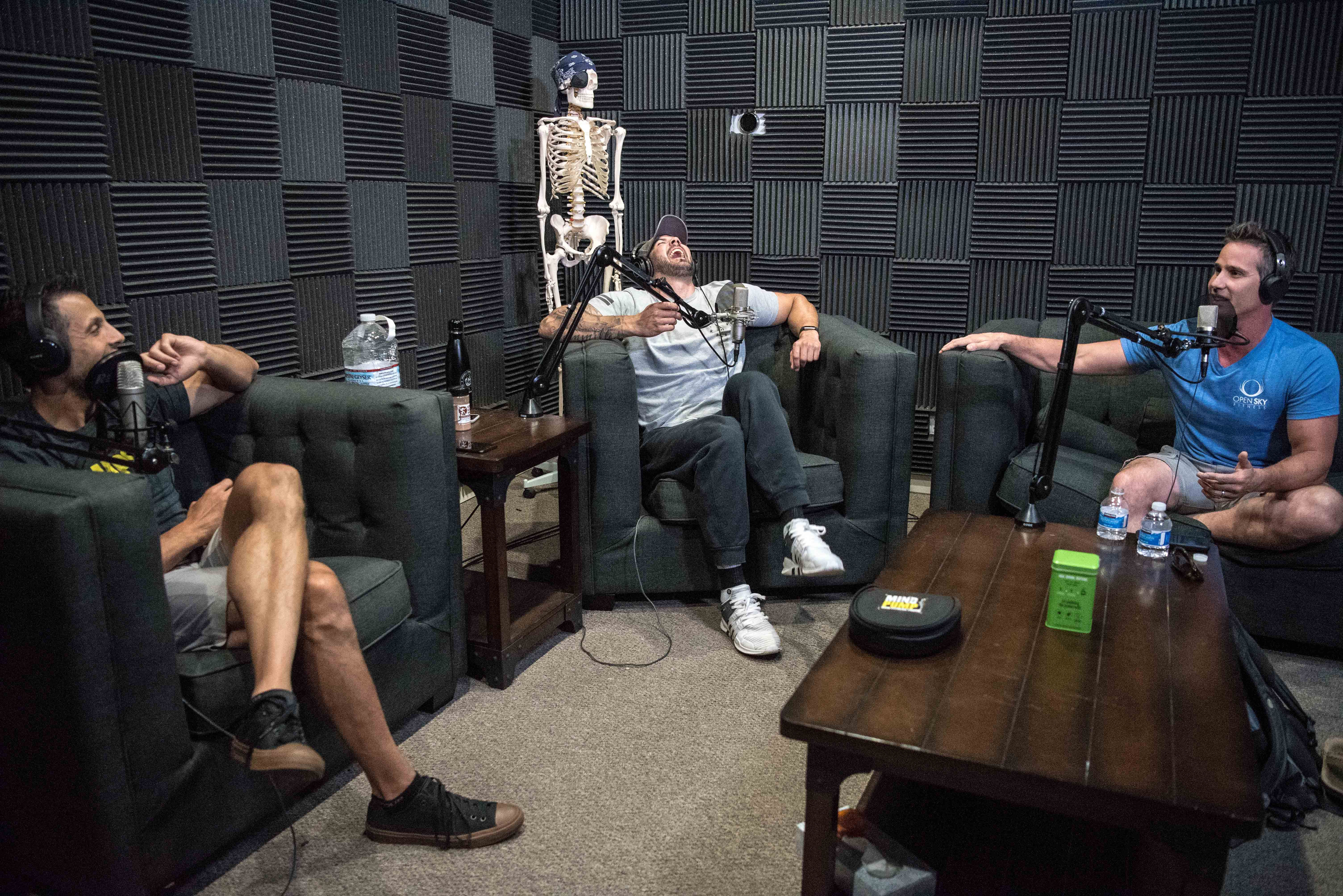 Rob's Interview on the Mind Pump Podcast - Ep 159