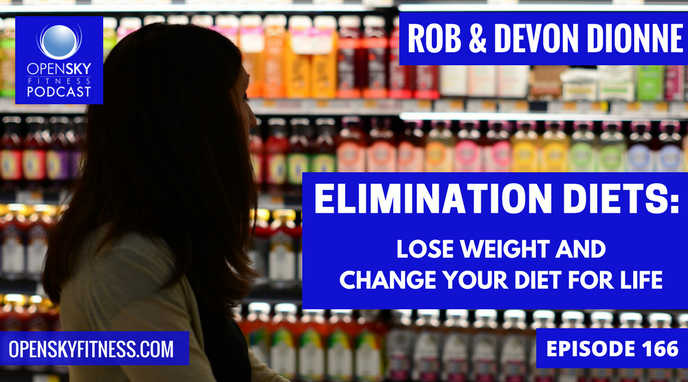 Elimination Diets: Lose Weight and Change Your Diet for Life - Ep. 166